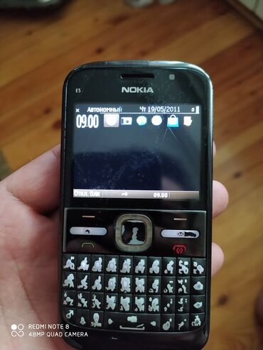 nokia 6300 almaq - Azərbaycan: Nokia E5-00, normal işləyir