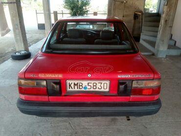Toyota Corolla 1.3 l. 1989 | 361000 km