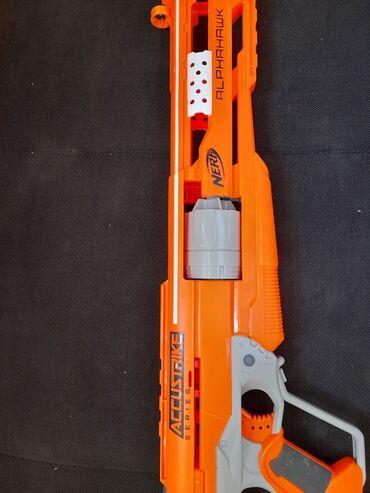 Nerf puska 70cm deksiko