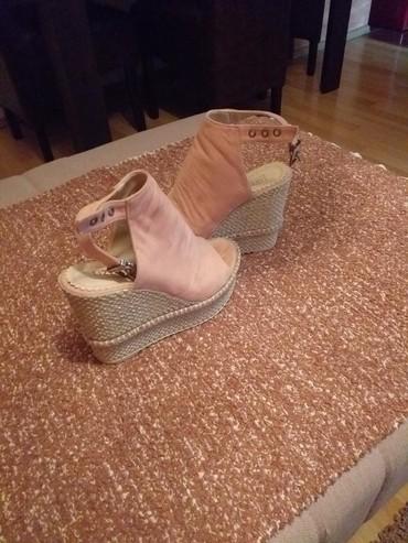 Prodajem sandale,br 37. - Bela Palanka