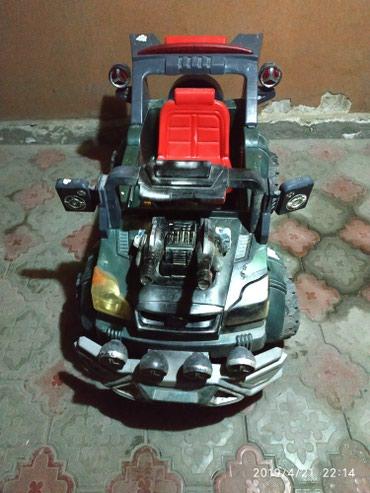 Детская машина на аккумуляторе в Бишкек