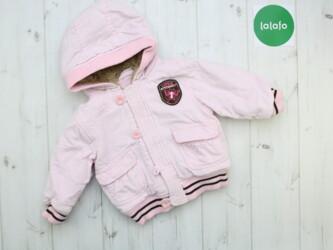 Дитяча куртка з капюшоном Babybaby    Довжина: 34 см Ширина: 31 см Рук