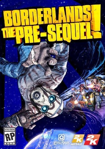 Pre - Srbija: Borderlands The Pre Sequel Remastered . IGRICA ZA PC