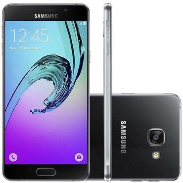 İşlənmiş Samsung Galaxy A3 2016 16 GB qara