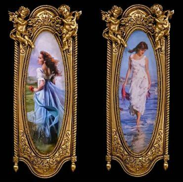 Ev və bağ - Novxanı: Dekorativ tablolar Modellər çoxdu Qiymətlər fərqlidir