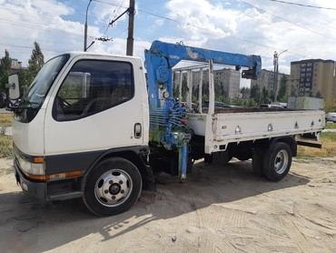 услуги инженера геодезиста в Кыргызстан: Услуги кран манипулятор