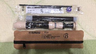 Флейты - Бишкек: Продаем НОВУЮ флейту японской фирмы Yamaha Alto, Barocco, 2500 сом!