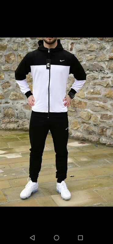 Muske trenerke nike - Srbija: Muske Nike trenerke, vel L,XXL