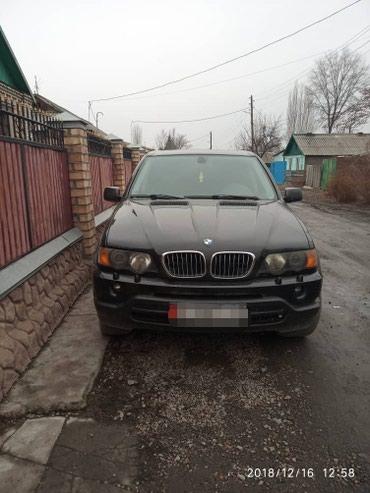 BMW X5 2002 в Кок-Ой