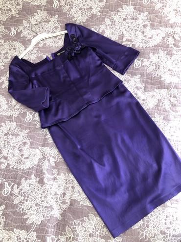 нарядные платья на свадьбу в Кыргызстан: Нарядное платье,размер 46-48! Отличное качество,надевали один раз на
