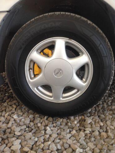 Opel disqileri 5 bolt .16,ya 17 likle barter