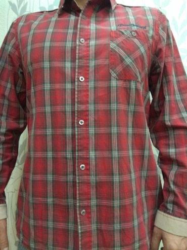 Рубашка в клетку р.48 в Бишкек