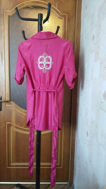Легкая блузка туника новая размер 44-46 кофта