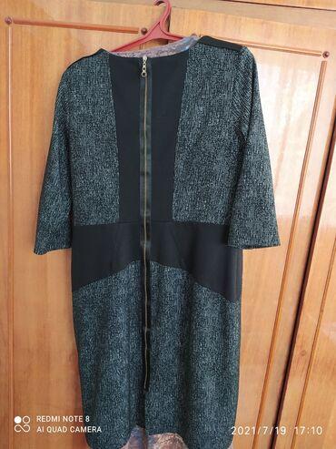 Личные вещи - Балыкчы: Платье в хорошем состоянии 50-52 размер балыкчы