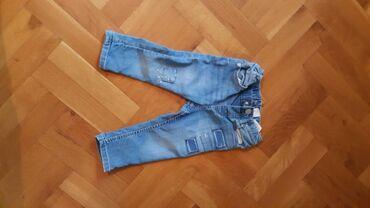 Pantalone farmerice br - Srbija: Decije farmerice H@M br.80