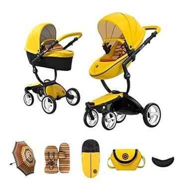 Παιδικά Καροτσάκια - Ελλαδα: Mima Xari καροτσάκι Yellow Limited Edition BundleΕπικοινωνήστε μαζί