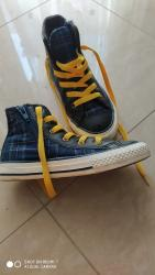 Converse all star   καρο,νουμερο 30  cm 18.5 σε σε Eastern Thessaloniki