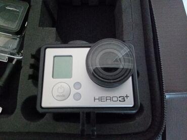 GoPro Hero3+. В идеальном состоянии. В полном стандартном комплекте +
