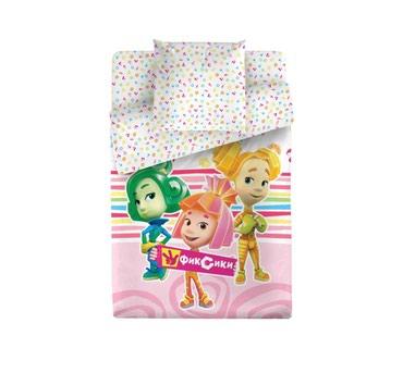 Постельное белье для детей, цена от 1000 до 3500, покрывала от 1200  в Бишкек