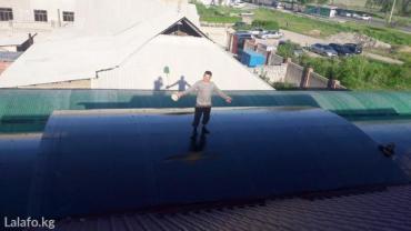 Навесы козырьки и все виды сварочных работ в Бишкек - фото 7