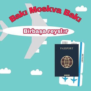 Viza və səyahətlər - Azərbaycan: Bakı - Moskva və Moskva - Bakı istiqamətində uçuşlara start
