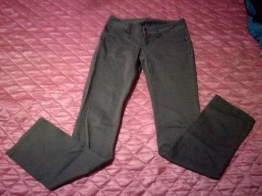 Mac-sive-farmerke-b-o - Srbija: Sive pantalone