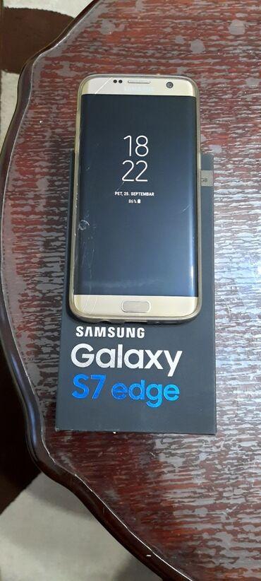 Mobilni telefoni - Crvenka: Potrebna je popravka Samsung Galaxy S7 Edge 32 GB zlatni