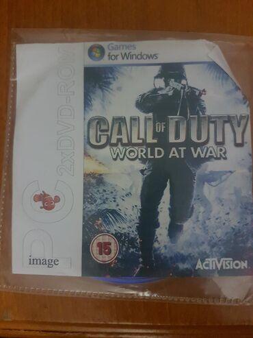 Ostale igre i konzole | Srbija: Call of duty world war 2 diska