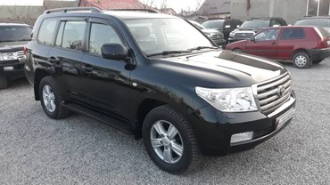 Toyota Land Cruiser 2011 в Бишкек