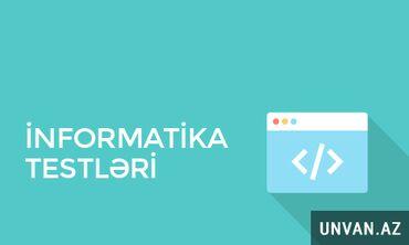 - Azərbaycan: İnformatika kursları  Zinyət Tədris Mərkəzində İnformatika informasiya