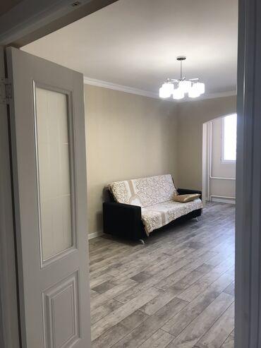 Недвижимость - Ала-Тоо: 106 серия улучшенная, 2 комнаты, 67 кв. м Лифт, С мебелью, Евроремонт