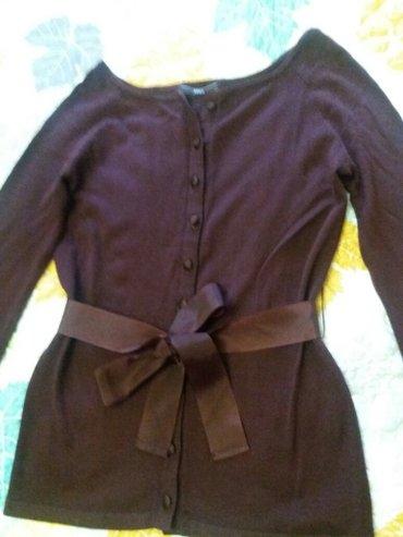 трикотажная рубашка в Кыргызстан: Трикотажная блуза производсво-КОРЕЯ нарядная р-44-46