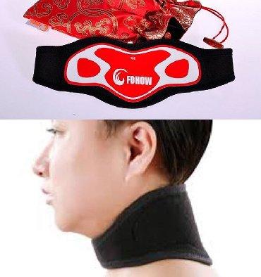 функциональные плечевые накладки fohow с аромачипом в Кыргызстан: Фарадотерапевтический тепловой пояс для шеи FOHOW Использование