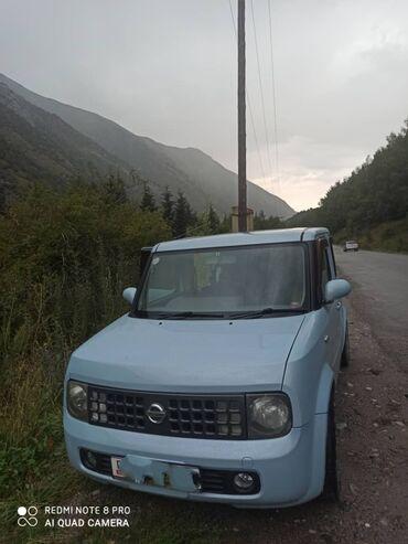Nissan - Кыргызстан: Nissan Cube 1.3 л. 2003