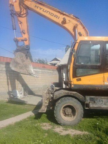 Услуги экскаватора.большой,маленький в Бишкек