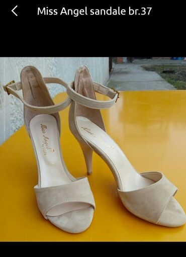Ženska obuća | Indija: Sandale br.37