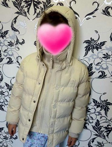 Куртка очень тёплая зимняя...можно и на в Бишкек