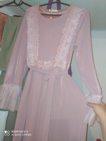 Платья - Лебединовка: Платье Вечернее Комфорт M