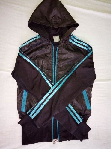 Adidas suskavac zenski - Srbija: Zenski duks adidas,tamno sive boje velicina M