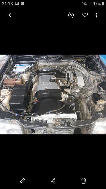 Mercedes-Benz Sumqayıtda: Mercedes-Benz E 220 2.2 l. 1993 | 640000 km