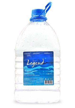 Куплю оптом 5л бутылки из под легенды. в Кок-Ой