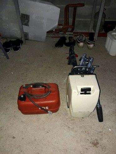 Prodajem vandrodski motor tomos 4 sa rezervoarom. Remontovan - Priboj