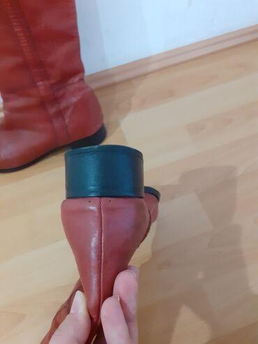 Stona lampa - Zajecar: Kozne cizme, u odlicnom stanju kao sto se vidi na slici. Nisu izlizane