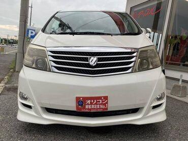 авто в рассрочку в джалал абаде in Кыргызстан | TOYOTA: Toyota Alphard 3 л. 2006 | 84000 км