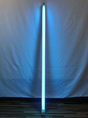 санитайзер настенный бишкек в Кыргызстан: Кварцевая лампа настенная 90 см (20м2) (гарантия полгода)от 10шт-
