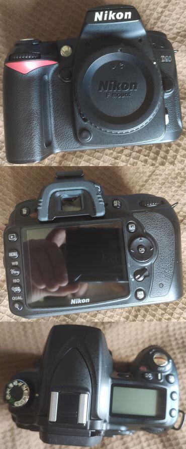 Nikon D90 18-105mm Kitİdeal vəziyyətdə, pr 7702. Qutu, kitabçaları