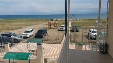 Пансионат Алтын-Тамчы 50метрах от пляжа чисто и уютно в каждом номере