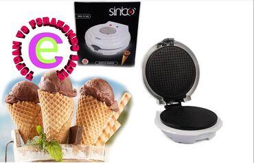 диски asa в Азербайджан: Sinbo vafli aparatı yandırmaz yapışmaz iç yüzey sayəsində vafliniz