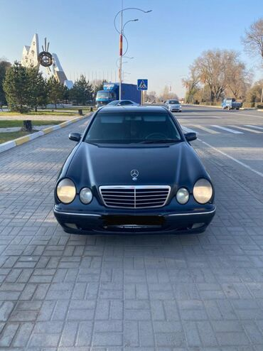 диски на внедорожник в Кыргызстан: Mercedes-Benz E 280 2.8 л. 2000