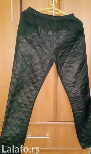 crne pantalone sa stepom  - Kragujevac